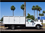 2017 F-350 Regular Cab DRW, Knapheide Value-Master X Landscape Dump #17P173 - photo 8