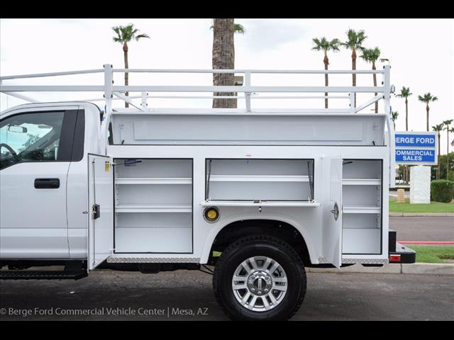 2017 F-350 Regular Cab 4x4, Royal Service Bodies Service Body #17P236 - photo 9