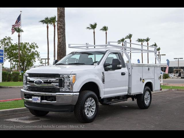 2017 F-350 Regular Cab 4x4, Royal Service Bodies Service Body #17P236 - photo 11