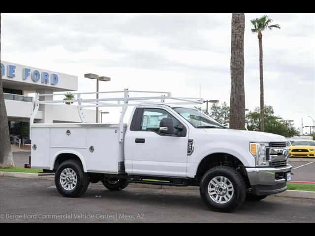 2017 F-350 Regular Cab 4x4, Royal Service Bodies Service Body #17P236 - photo 16