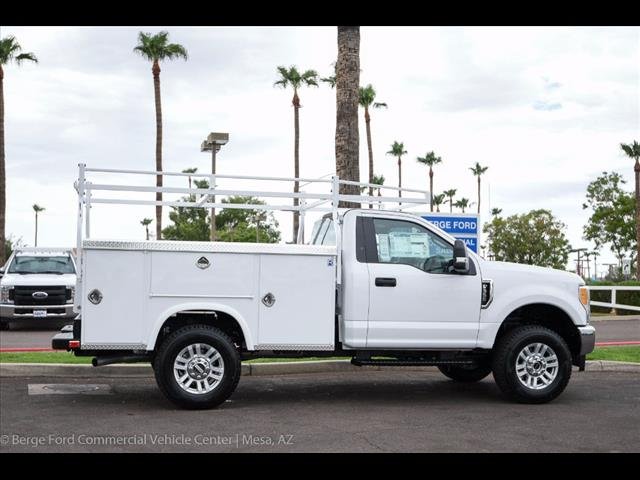 2017 F-350 Regular Cab 4x4, Royal Service Bodies Service Body #17P236 - photo 17