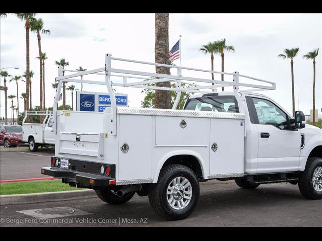 2017 F-350 Regular Cab 4x4, Royal Service Bodies Service Body #17P236 - photo 18