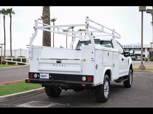 2017 F-350 Regular Cab 4x4, Royal Service Bodies Service Body #17P236 - photo 23