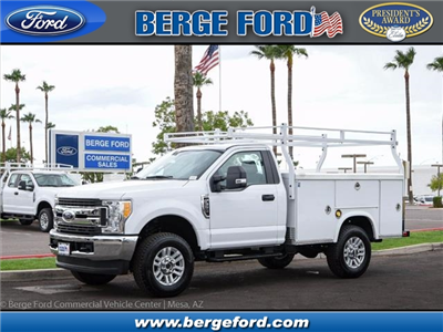 2017 F-350 Regular Cab 4x4, Royal Service Bodies Service Body #17P236 - photo 1