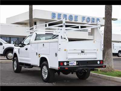 2017 F-350 Regular Cab 4x4, Royal Service Bodies Service Body #17P236 - photo 2