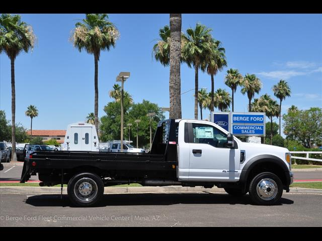 2017 F-450 Regular Cab DRW 4x4, Hillsboro GII Steel Platform Body #17P247 - photo 13