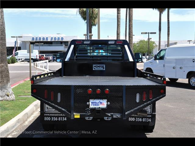 2017 F-450 Regular Cab DRW 4x4, Hillsboro GII Steel Platform Body #17P247 - photo 16