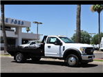 2017 F-450 Regular Cab DRW 4x4, Hillsboro GII Steel Platform Body #17P247 - photo 12