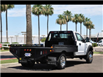2017 F-450 Regular Cab DRW 4x4, Hillsboro GII Steel Platform Body #17P247 - photo 15