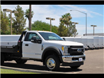 2017 F-450 Regular Cab DRW 4x4, Hillsboro GII Steel Platform Body #17P247 - photo 8