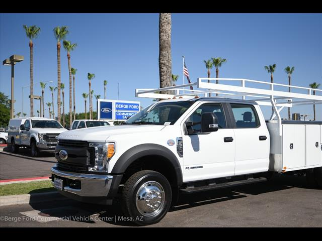 2017 F-550 Crew Cab DRW, Harbor Combo Body #17P270 - photo 12