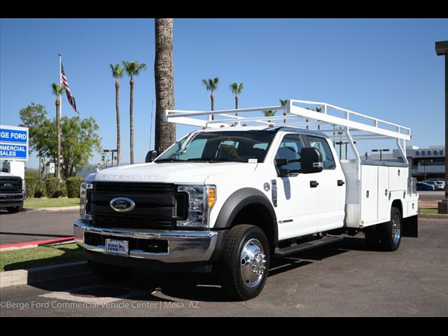 2017 F-550 Crew Cab DRW, Harbor Combo Body #17P270 - photo 13