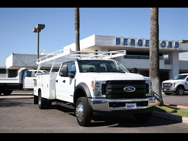 2017 F-550 Crew Cab DRW, Harbor Combo Body #17P270 - photo 18