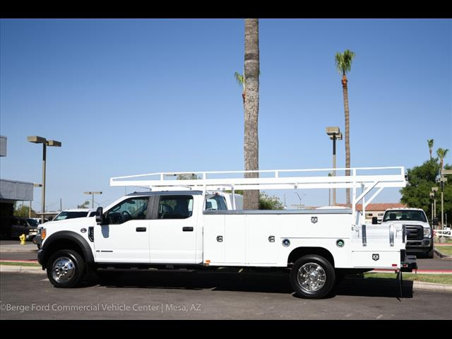 2017 F-550 Crew Cab DRW, Harbor Combo Body #17P270 - photo 4