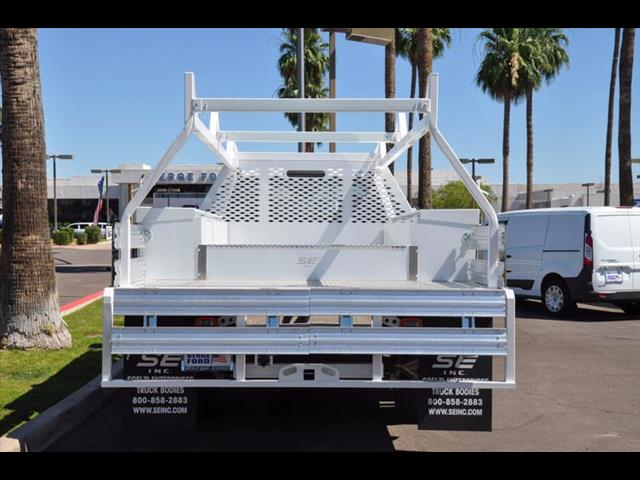 2017 F-450 Regular Cab DRW 4x4, Scelzi Contractor Body #17P339 - photo 14