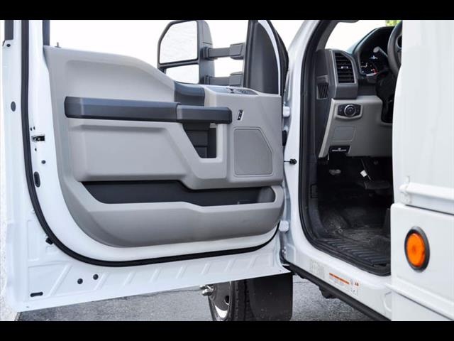 2017 F-450 Regular Cab DRW 4x4, Scelzi Contractor Body #17P339 - photo 22
