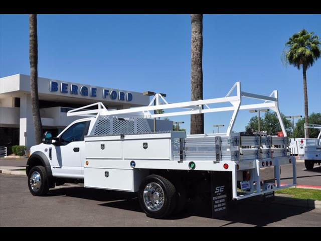 2017 F-450 Regular Cab DRW 4x4, Scelzi Contractor Body #17P339 - photo 2