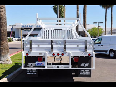 2017 F-450 Regular Cab DRW 4x4, Scelzi Contractor Body #17P339 - photo 13