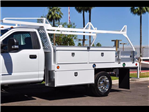2017 F-450 Regular Cab DRW 4x4, Scelzi Contractor Body #17P339 - photo 4