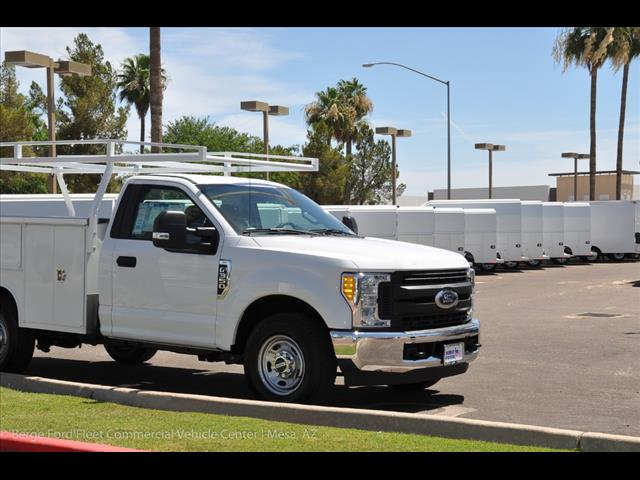 2017 F-350 Regular Cab, Harbor TradeMaster Service Body #17P351 - photo 16