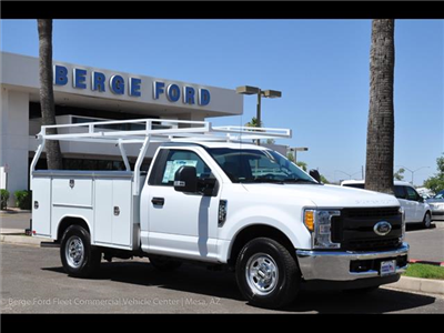 2017 F-350 Regular Cab, Harbor TradeMaster Service Body #17P351 - photo 22