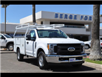 2017 F-350 Regular Cab, Harbor TradeMaster Service Body #17P351 - photo 21