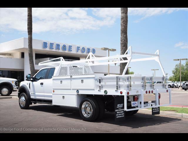 ... 2017 ... & Ford F-550 Contractor Body Trucks | Mesa AZ markmcfarlin.com