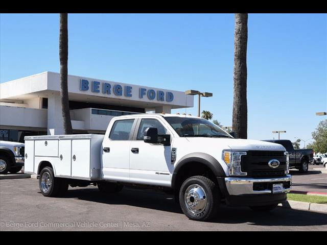 2017 F-550 Crew Cab DRW 4x4, Royal Service Body #17P376 - photo 12