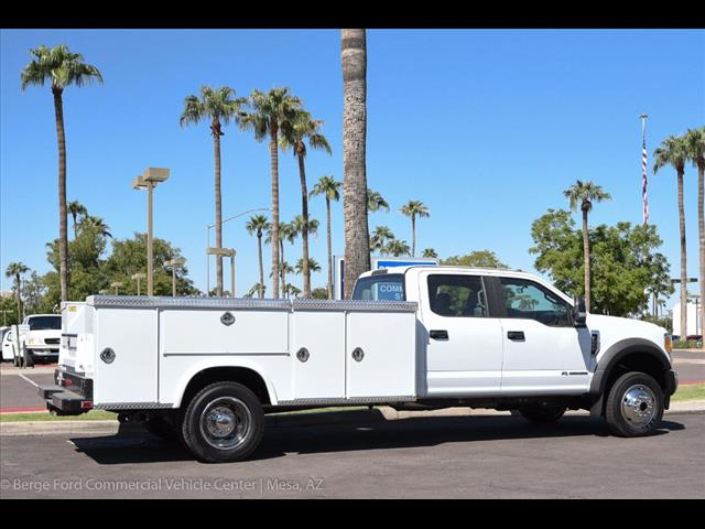 2017 F-550 Crew Cab DRW 4x4, Royal Service Body #17P376 - photo 13