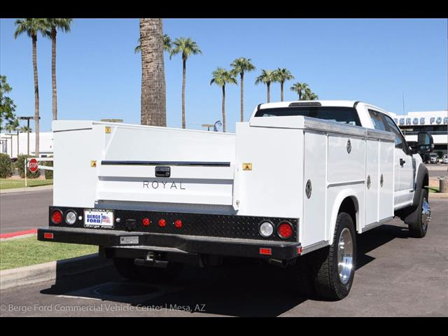 2017 F-550 Crew Cab DRW 4x4, Royal Service Body #17P376 - photo 17