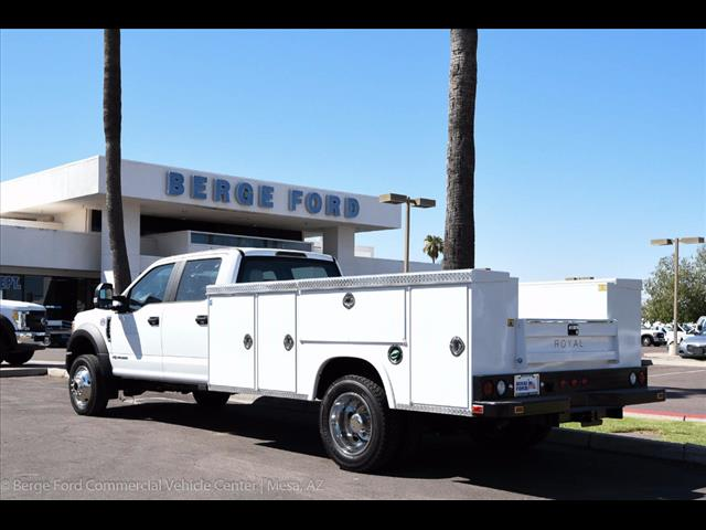 2017 F-550 Crew Cab DRW 4x4, Royal Service Body #17P376 - photo 2