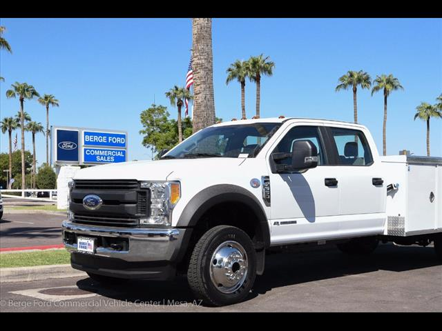 2017 F-550 Crew Cab DRW 4x4, Royal Service Body #17P376 - photo 7