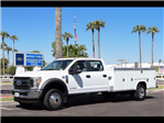 2017 F-550 Crew Cab DRW 4x4, Royal Service Body #17P376 - photo 1