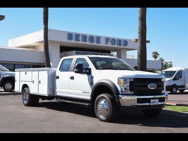 2017 F-550 Crew Cab DRW, Royal Service Body #17P411 - photo 11