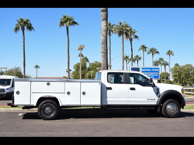 2017 F-550 Crew Cab DRW, Royal Service Body #17P411 - photo 13