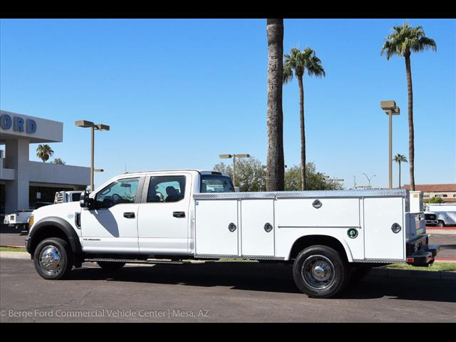 2017 F-550 Crew Cab DRW, Royal Service Body #17P411 - photo 4