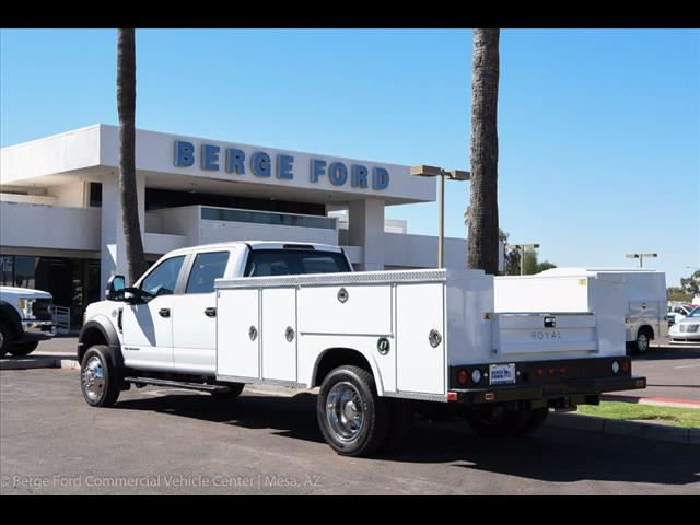 2017 F-550 Crew Cab DRW, Royal Service Body #17P411 - photo 2