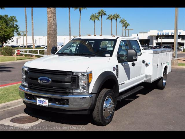 2017 F-550 Crew Cab DRW, Royal Service Body #17P411 - photo 9