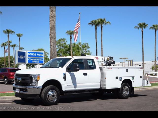2017 F-350 Super Cab DRW 4x4, Knapheide Standard Service Body Wrecker Body #17P419 - photo 1