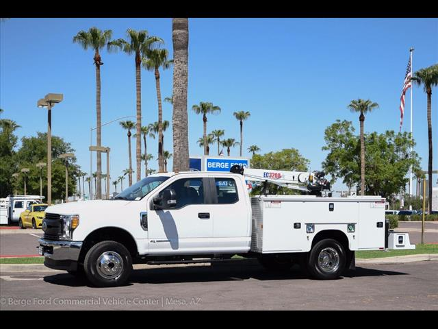 2017 F-350 Super Cab DRW 4x4, Knapheide Standard Service Body Wrecker Body #17P419 - photo 4