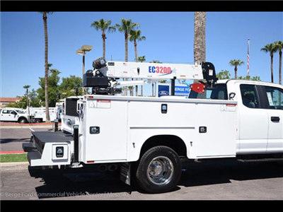 2017 F-350 Super Cab DRW 4x4, Knapheide Standard Service Body Wrecker Body #17P419 - photo 18