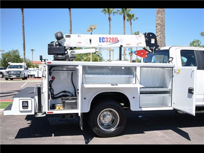 2017 F-350 Super Cab DRW 4x4, Knapheide Standard Service Body Wrecker Body #17P419 - photo 20