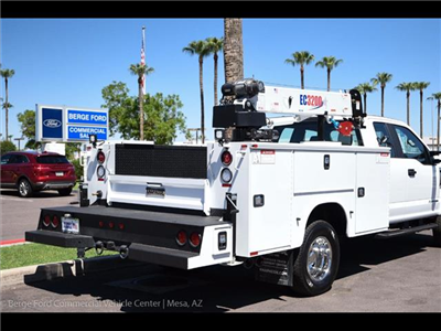 2017 F-350 Super Cab DRW 4x4, Knapheide Standard Service Body Wrecker Body #17P419 - photo 22