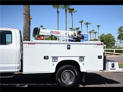 2017 F-350 Super Cab DRW 4x4, Knapheide Standard Service Body Wrecker Body #17P419 - photo 6