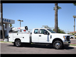 2017 F-350 Super Cab DRW 4x4, Knapheide Standard Service Body Wrecker Body #17P419 - photo 15