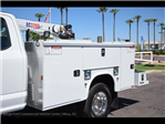 2017 F-350 Super Cab DRW 4x4, Knapheide Standard Service Body Wrecker Body #17P419 - photo 8