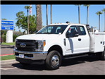 2017 F-350 Super Cab DRW 4x4, Knapheide Standard Service Body Wrecker Body #17P419 - photo 9