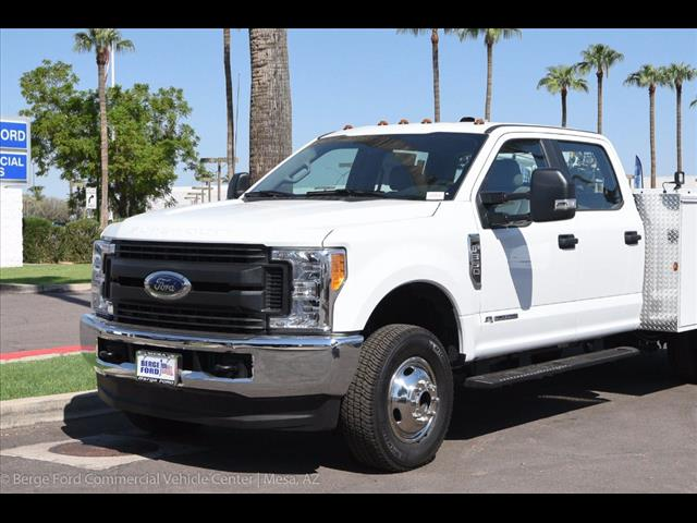 2017 F-350 Crew Cab DRW 4x4, Knapheide Service Body #17P422 - photo 12
