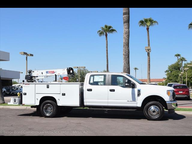 2017 F-350 Crew Cab DRW 4x4, Knapheide Service Body #17P422 - photo 18