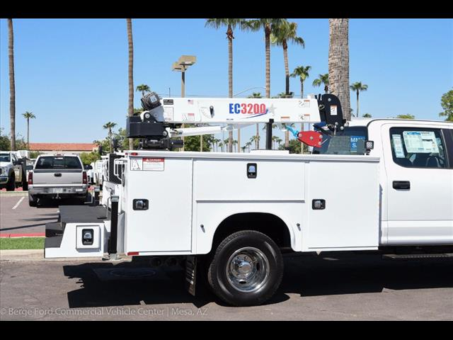 2017 F-350 Crew Cab DRW 4x4, Knapheide Service Body #17P422 - photo 21